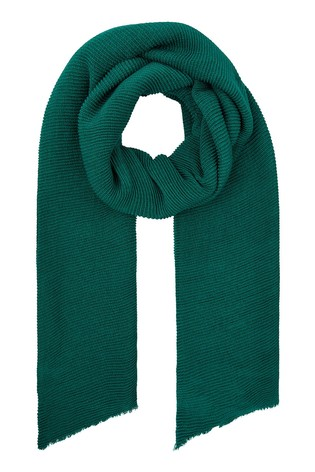 Monsoon Lily Ribbed Scarf