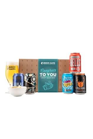 Beer Hawk Congrats to You Box