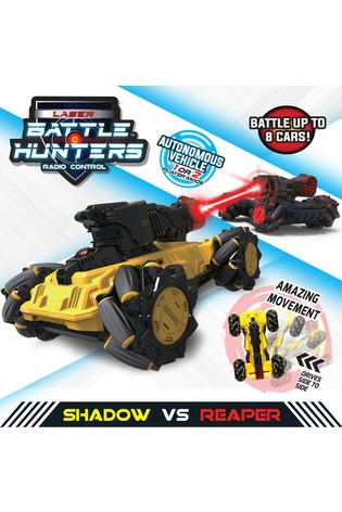 Laser Battle Hunters