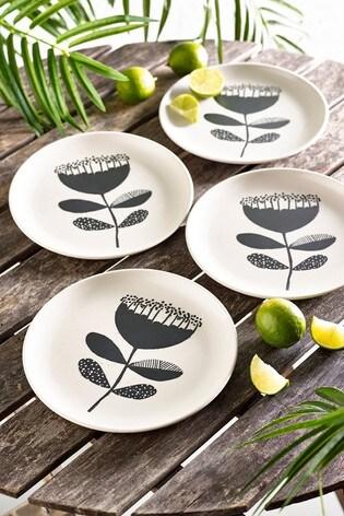 Arlo Set of 4 Side Plates