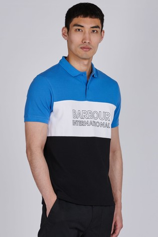 Barbour® International Bold Polo Shirt