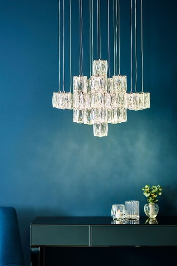 Cubic 30 Cluster Pendant Light by Gallery Direct