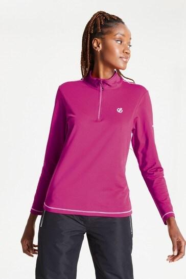 Dare 2b Pink Lowline Core Stretch Sweater