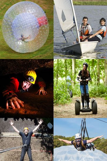 Ultimate Choice For Adrenaline Gift Experience by Activity Superstore