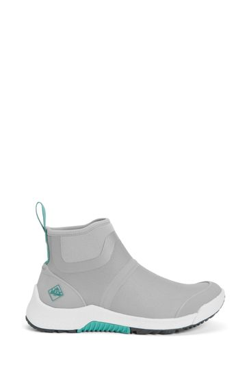 Muck Boots Grey Outscape Chelsea Waterproof Boots