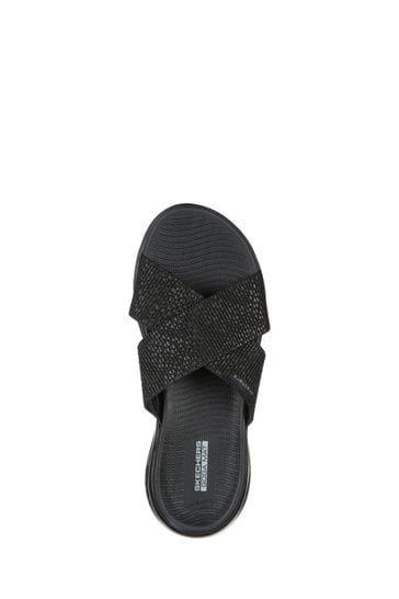 Skechers® On-The-Go 600 Glistening Sandals