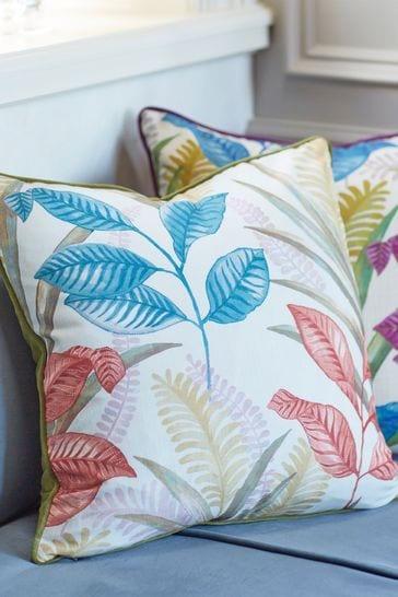 Prestigious Textiles Coral Sumba Cushion
