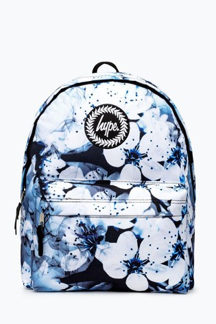 Hype. Smokey Floral Backpack