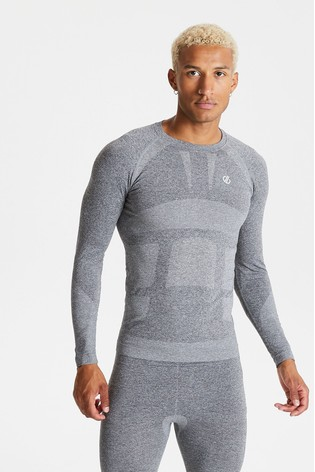 Dare 2b Grey In The Zone Long Sleeve Top