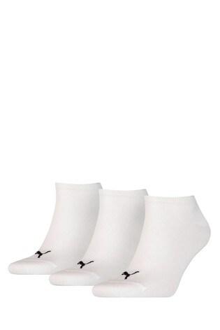 Puma® Sneaker Sock Three Pack