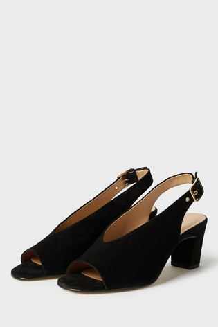 Hobbs Black Kali Sandals