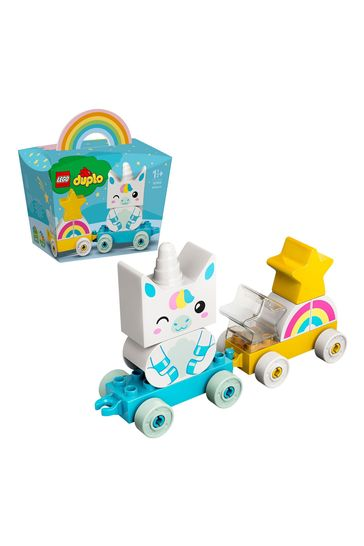 LEGO 10953 DUPLO My First Unicorn Train Toy For Toddlers