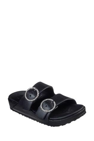 Skechers® Black Cali Breeze 2.0 Heat Solstice Sandals