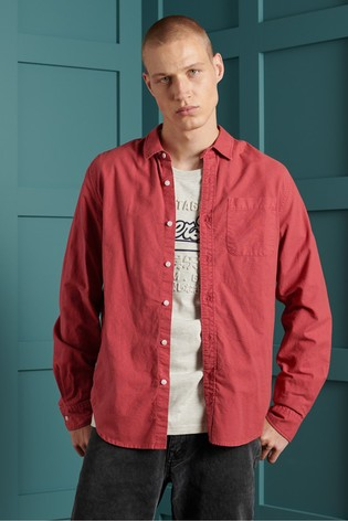 Superdry Line Dried Oxford Shirt