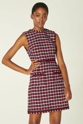 L.K.Bennett Therese Tweed Dress
