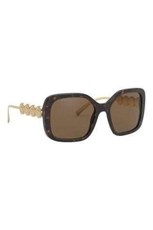 Versace Havana Sunglasses