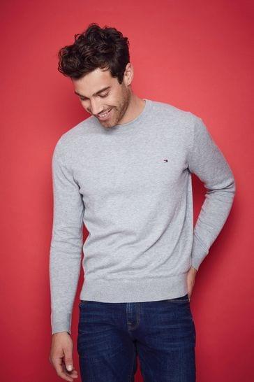 Tommy Hilfiger Core Cotton Silk Sweater