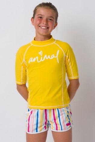 Animal Multicolour Cali Dreamer Board Shorts