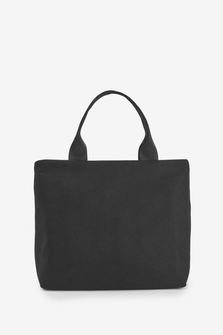 Black Animal Lunch Bag