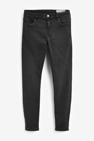 Esprit Black Skinny Denim Pants