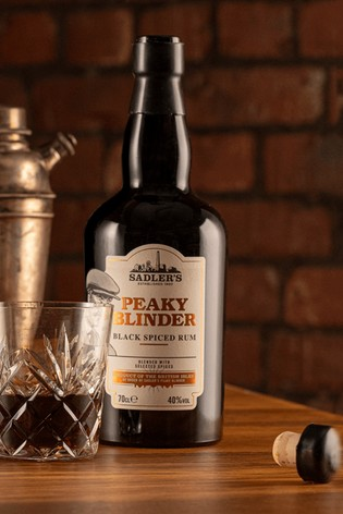 Spiced Rum 70cl by Peaky Blinders