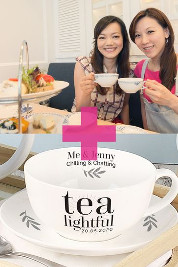 The Perfect Gift for Tea for Two Gift Experience by