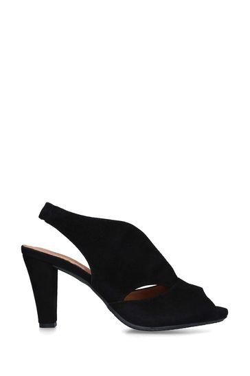 Carvela Black Arabella Heeled Sandals