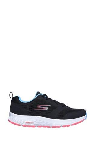 Skechers® Black Go Run Consistent Fearsome Trainers
