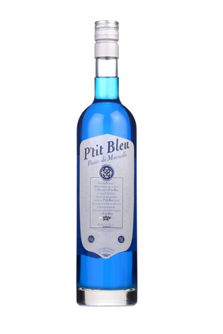 Pastis de Marseille P'tit Bleu 70cl Single by Le Bon Vin