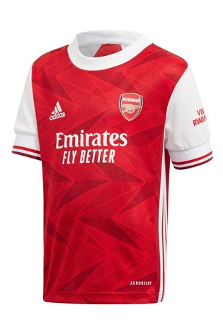 adidas Arsenal Home 20/21 Mini Kit