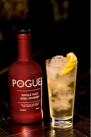 Single Malt 70cl Irish Whiskey by Pogues