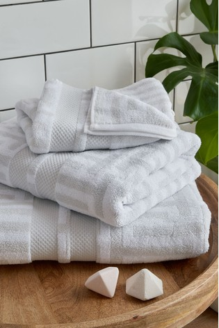 Ted Baker Tessellating T Towel