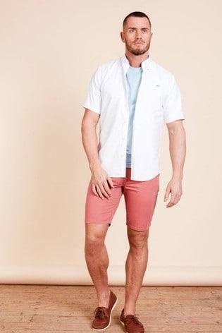 Raging Bull Pink Classic Chino Shorts