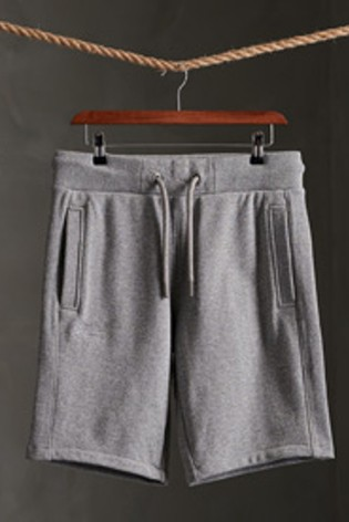 Superdry Grey Classic Shorts