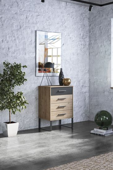 Jenson 4 Drawer Chest