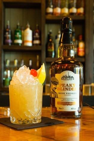 Irish Whiskey 70cl by Peaky Blinders