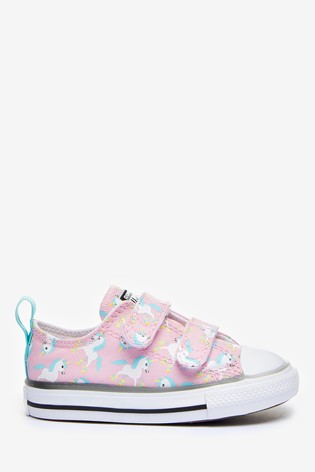 Converse Unicorn High Infant Trainers