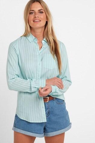 Tog 24 Blue Wirral Womens Shirt