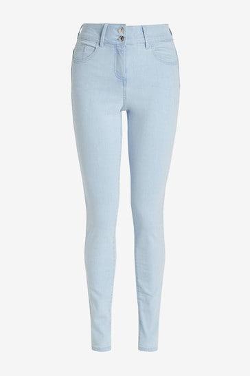 Bleach Enhancer Skinny Jeans