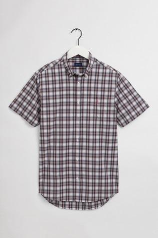 GANT Tech Prep Regular Multi Check Shirt