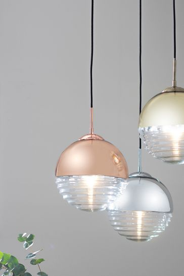 Faith Pendant Light by Gallery Direct