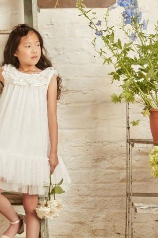 Angel's Face White Judith Dress