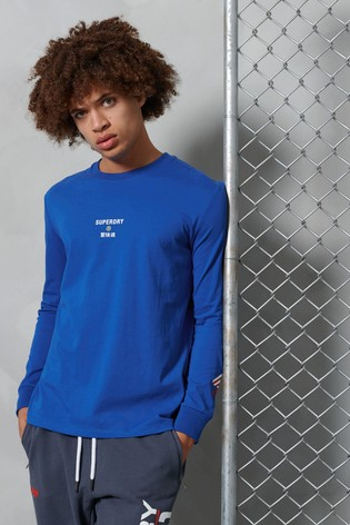 Superdry Sportstyle Graphic Long Sleeved Top