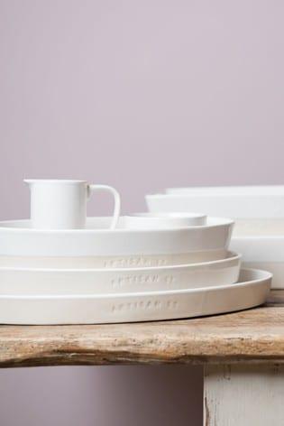 Artisan Street Large Oval Platter