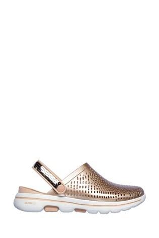 Skechers® Gold Go Walk 5 Elegance Trainers