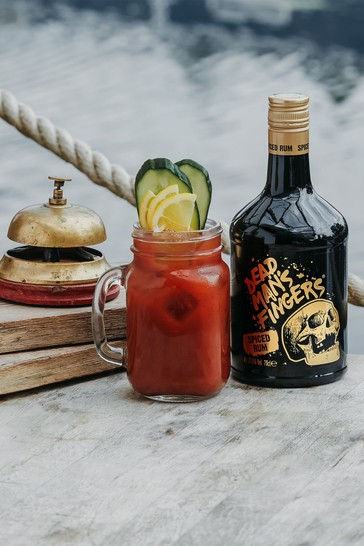 70cl Spiced Rum by Dead Mans Fingers