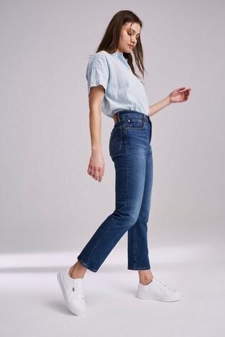 Levi's® 501® Crop Jeans