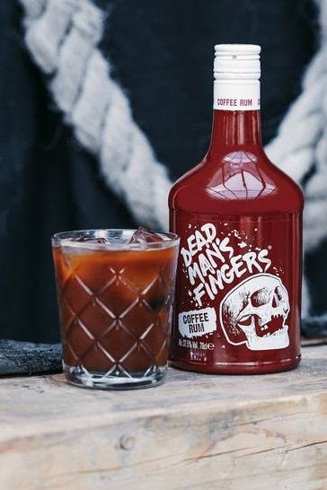 70cl Coffee Rum by Dead Mans Fingers