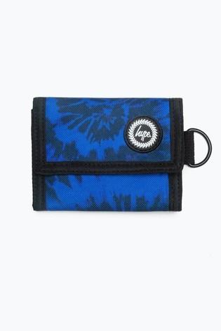 Hype. Tie-Dye Wallet