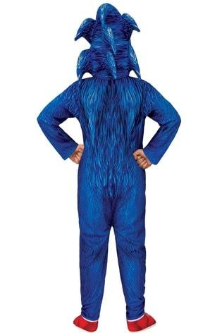 Rubies Sonic The Hedgehog Deluxe Costume